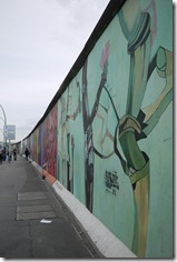 East Side Gallery Berlin - Berlin Wall Graffiti