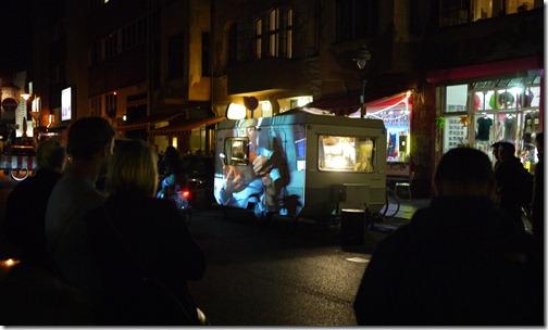 Berlin Music Week - street performance