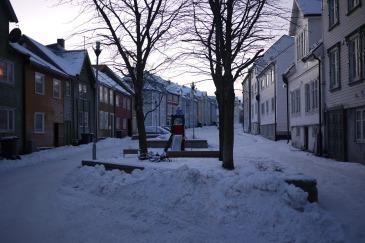 Tromso Norway Winter Northern Lights