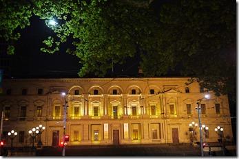 Melbourne CBD historical buildings