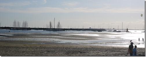 St Kilda Melbourne - coastal calm