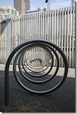 Bike storage Melbourne CBD