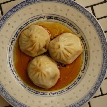 Miss Chu dumplings Melbourne food