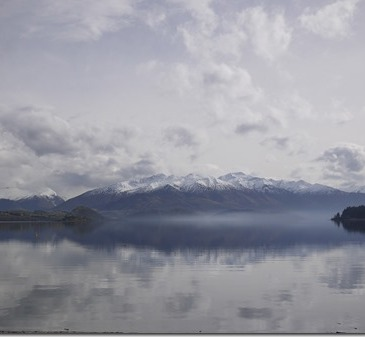 Lake Wanaka New Zealand South Island
