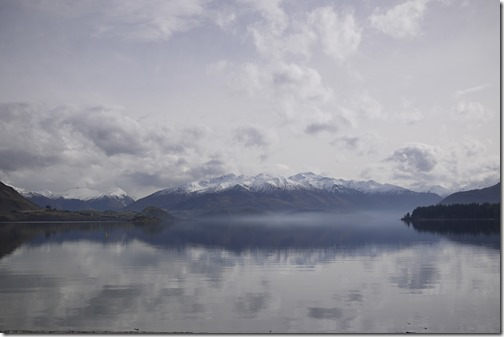 Lake Wanaka New Zealand South Island