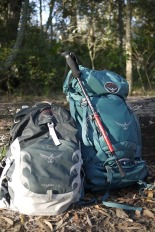 Cotswald Outdoor packs by Osprey